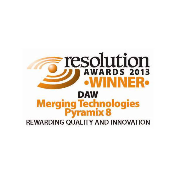Resolution Award 2013
