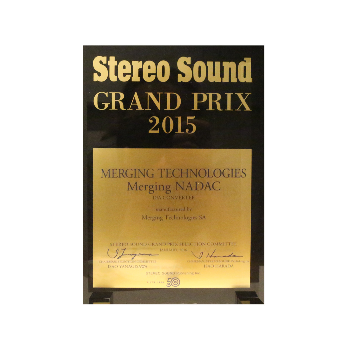Stereo Sound Grand Prix 2015