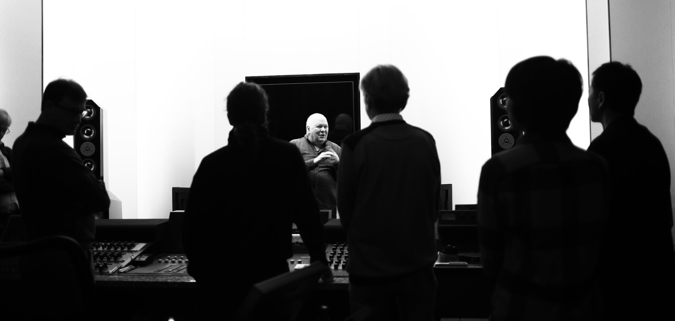Sales Partner visit of Bob Ludwig & Gateway Mastering
