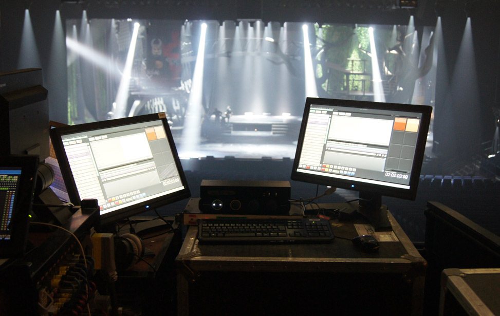 Live Event Production & On-Air Playout