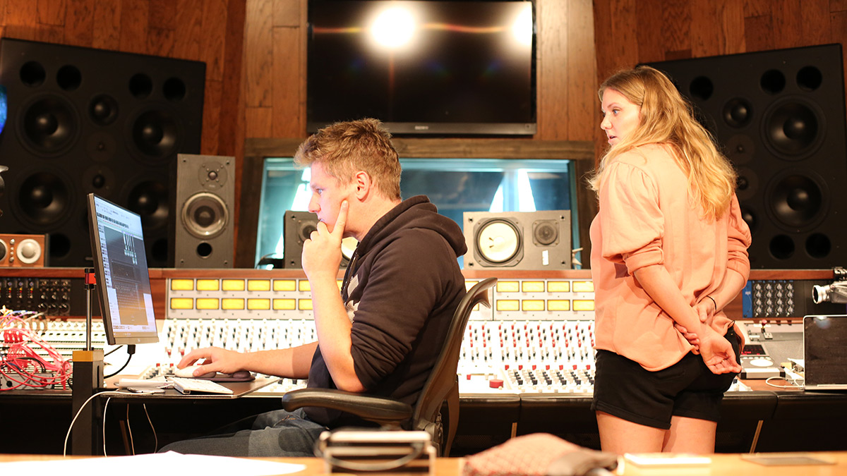 Stephen Bartlett & Cassie Shankman Lead Composer
