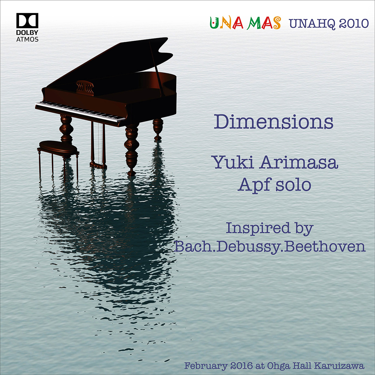 UNAHQ 2010 DIMENSIONS - Dolby Atmos