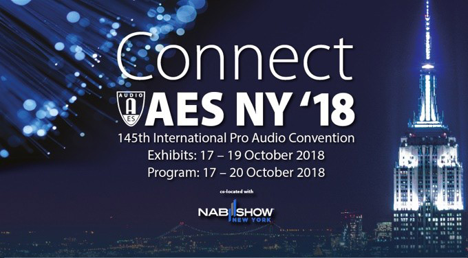 AES 145th Convention